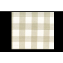Tobol Beige Cream Cotton Check