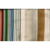 Cotton Handloom Stripe 54 Turkey Multi