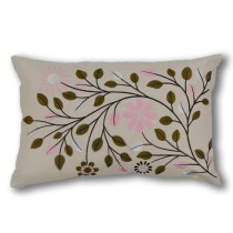 Lorraine 12 x 18 Multi Floral Decorative Pillow cover