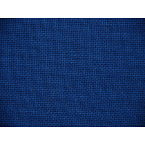 Jute Burlap Fabric - Navy