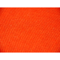 Jute Burlap Fabric - Orange