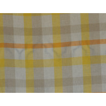 Linen Check Plaid Mons 016