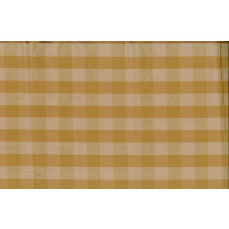 Artee Silk Dupioni Check/Plaid One Inch Cafe