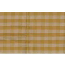 Artee Silk Dupioni Check/Plaid One Inch Coffee