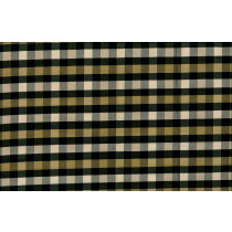 Artee Silk Dupioni Check/Plaid Delphi Almond