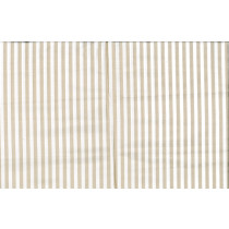Artee Silk Dupioni Stripes (Journey) Beige