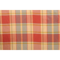 Artee Silk Taffeta Check Country Villa New