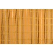 Silk Taffeta Plaid  Double Beam Kr Golden Rod