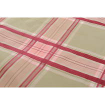 Silk Taffeta Plaid  Imperial Court 396  Pistachio