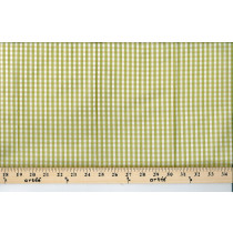 Artee Silk Taffeta Check 54 Saks Green