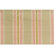 Artee Silk Taffeta Stripes Satin Pink Taupe