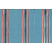 Artee Trail Ombre Silk Taffeta Stripe Light Blue