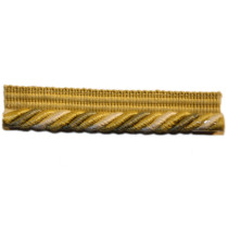 Braemore Decorative Lip Cord BRV3001-110 Amber
