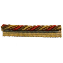 Braemore Decorative Lip Cord BRV3001-552 Cinnabar