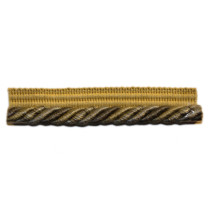 Braemore Decorative Lip Cord BRV3001-922 Zinc