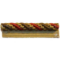 Braemore Decorative Lip Cord BRV3002-552 Cinnabar