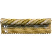 Braemore Decorative Lip Cord BRV4002-001 Citrine