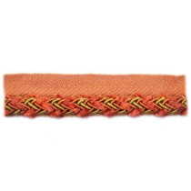 Braemore Decorative Lip Cord SC40011-812 Spice