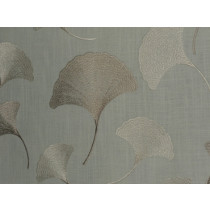 Braemore Maidenhair Mist Embroidered Fabric