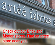 Check out our Brick and Mortar stores. Find an artee store near you.